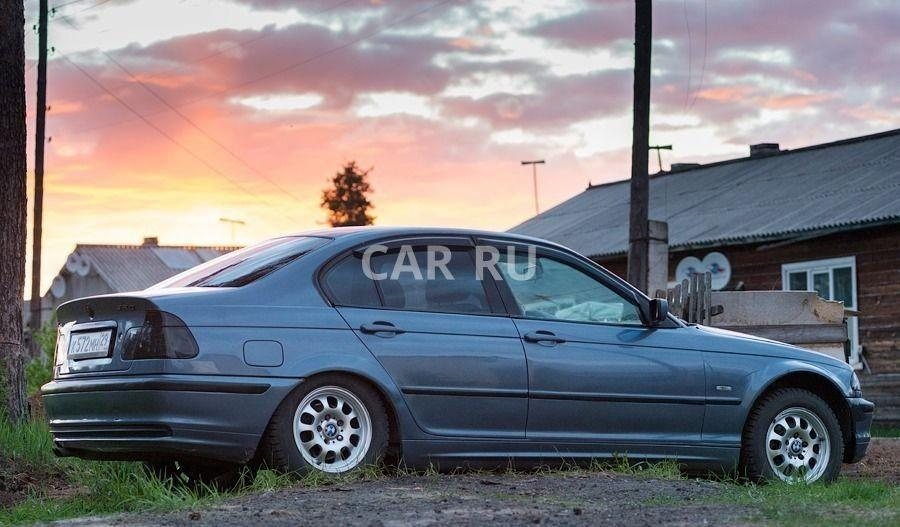 BMW 3-series, Архангельск