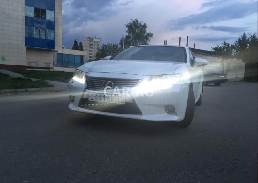 Lexus ES, Белгород