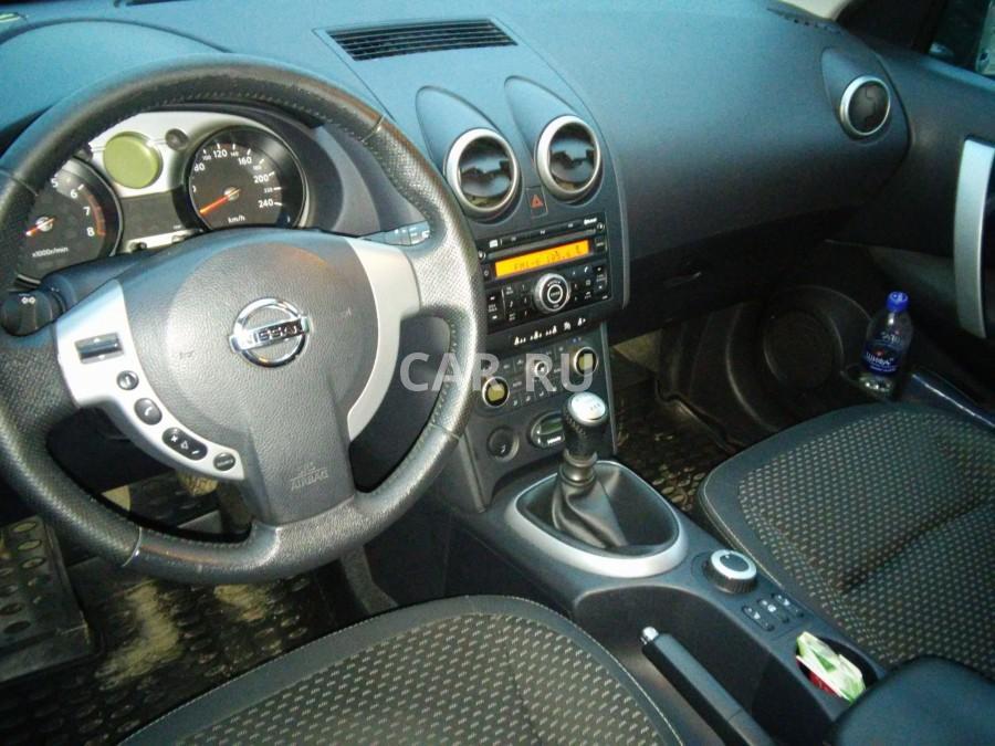 Nissan Qashqai, Альметьевск