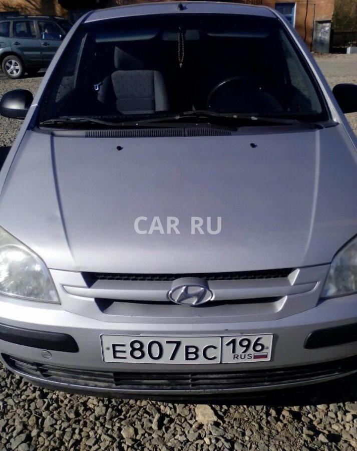 Hyundai Getz, Алапаевск
