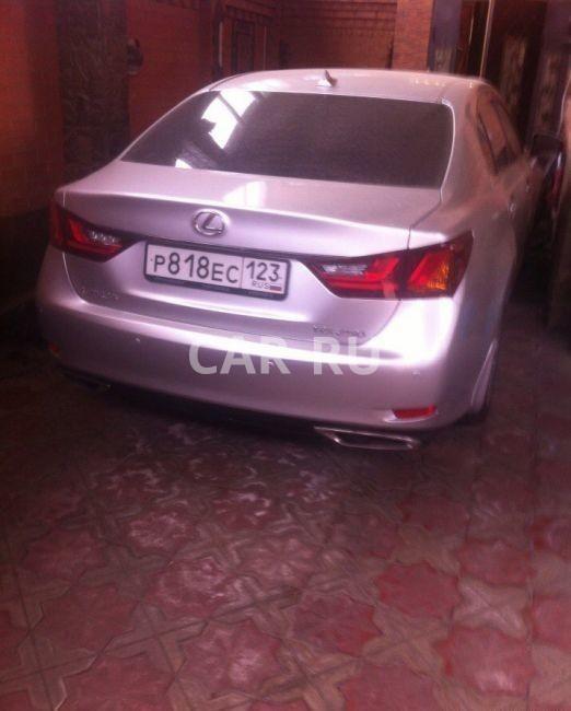 Lexus GS, Армавир