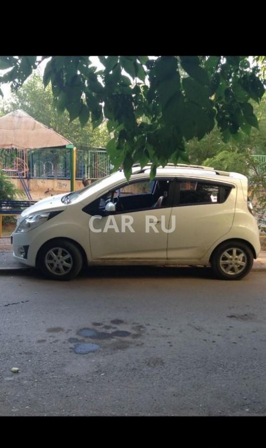 Chevrolet Spark, Астрахань