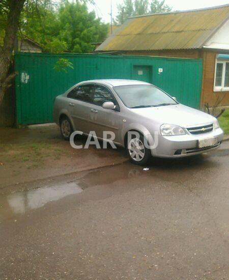 Chevrolet Lacetti, Астрахань