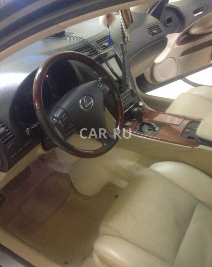 Lexus GS, Апшеронск