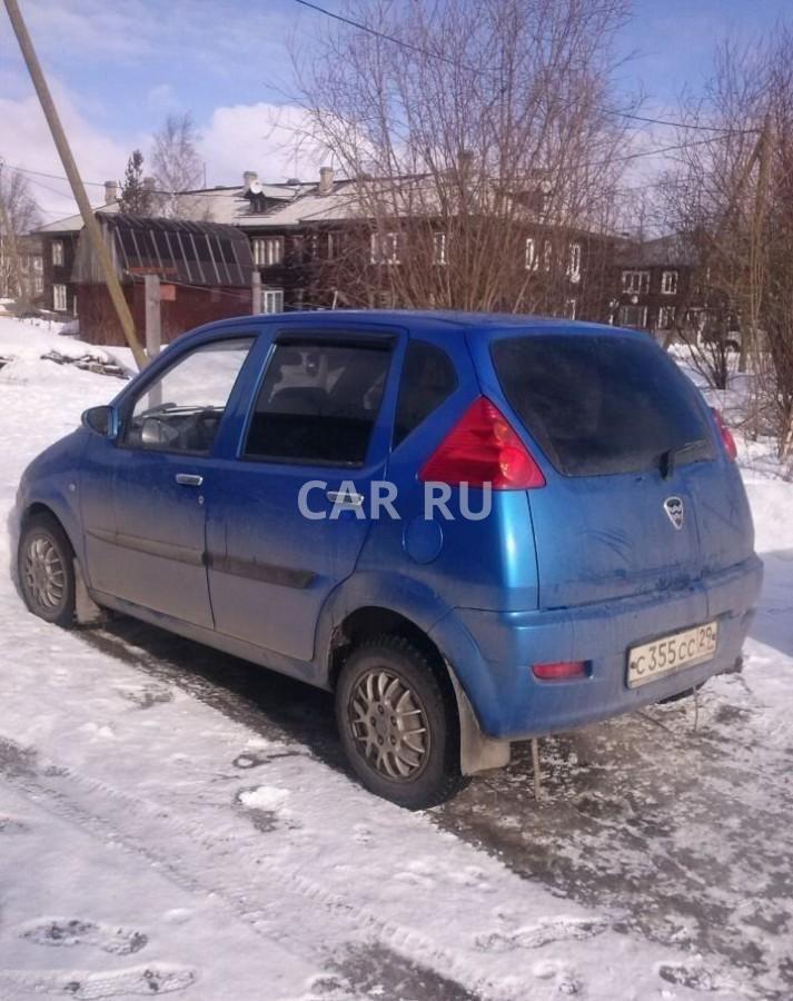 Hafei Brio, Архангельск