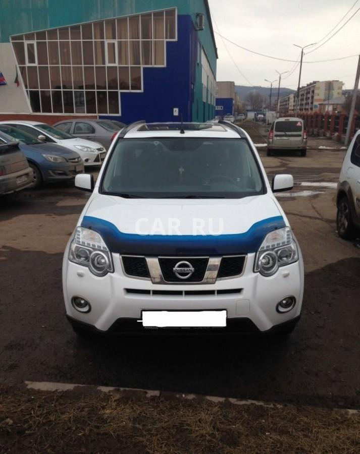 Nissan X-Trail, Альметьевск