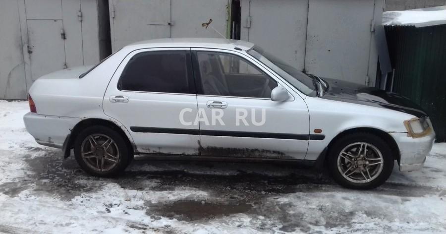 Honda Domani, Балаково
