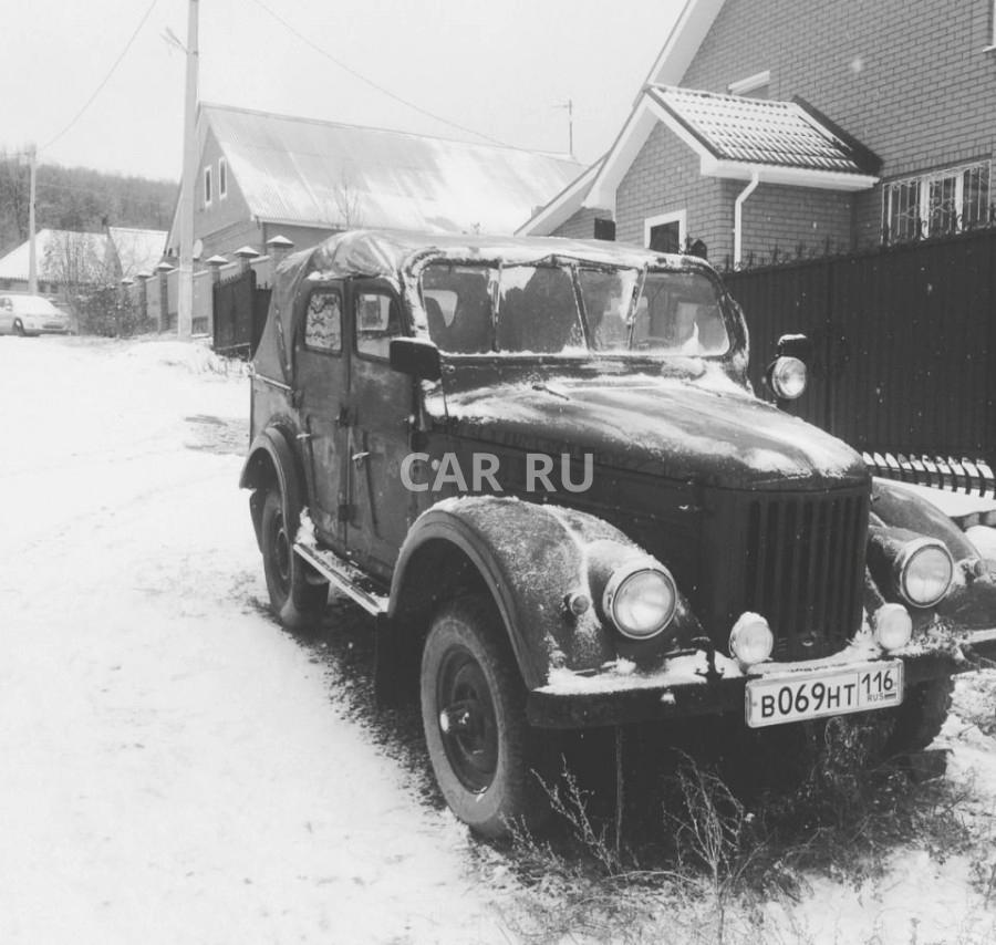 Газ 69, Альметьевск