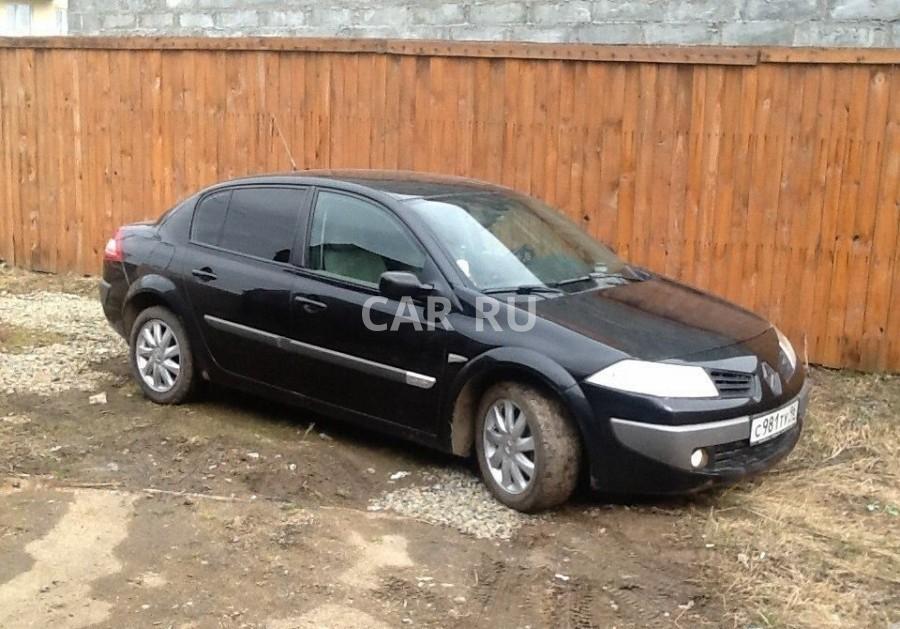 Renault Megane, Алапаевск