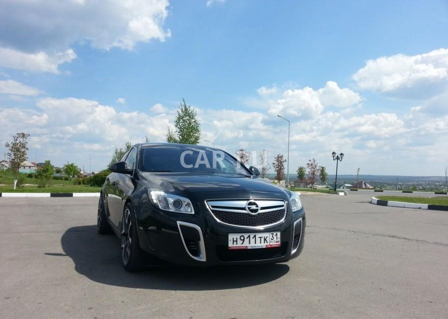 Opel Insignia OPC, Алексеевка