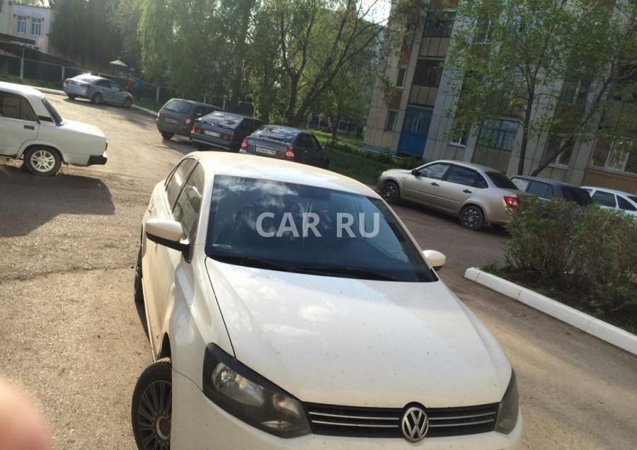 Volkswagen Polo, Альметьевск