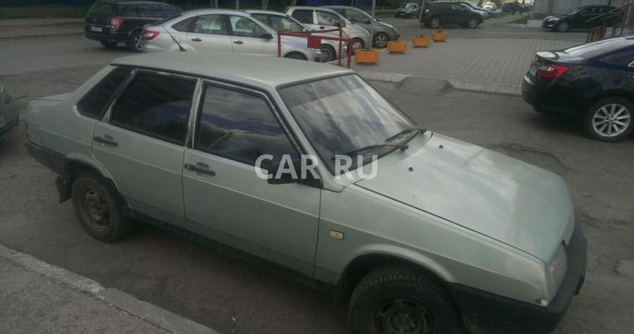 Лада 21099, Альметьевск