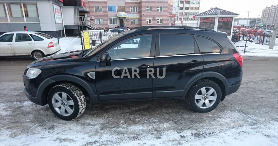 Chevrolet Captiva, Альметьевск