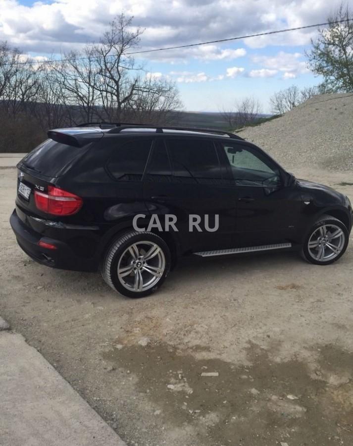 BMW X5, Абинск