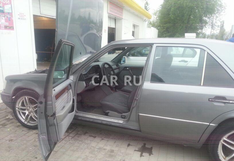 Mercedes E-Class, Аргун