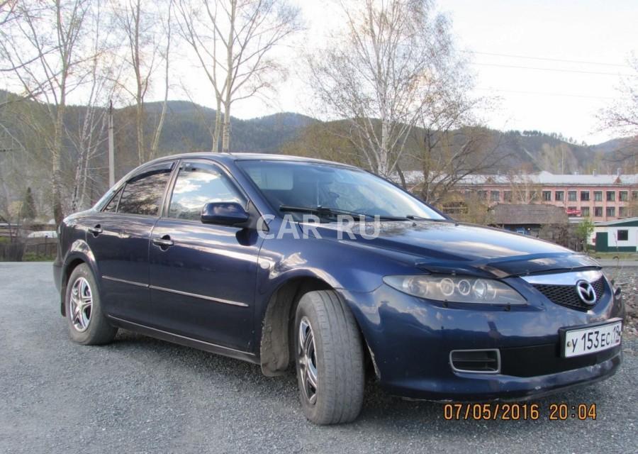 Mazda 6, Абаза