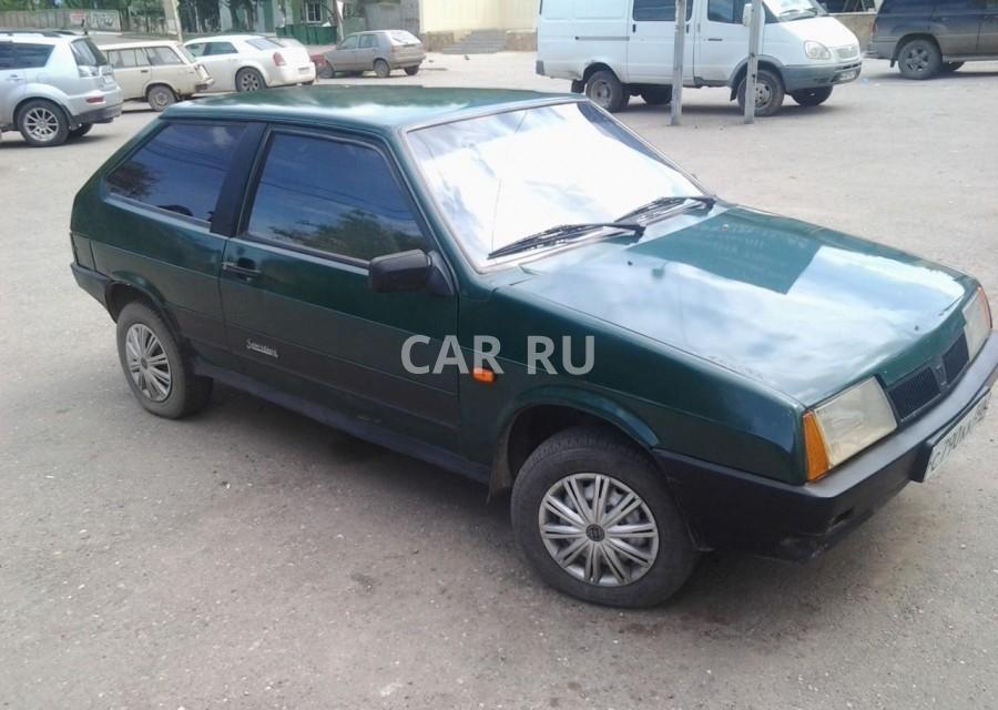 Лада 2108, Астрахань