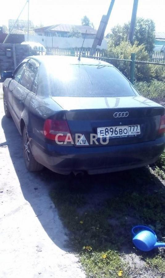 Audi A4, Аркадак