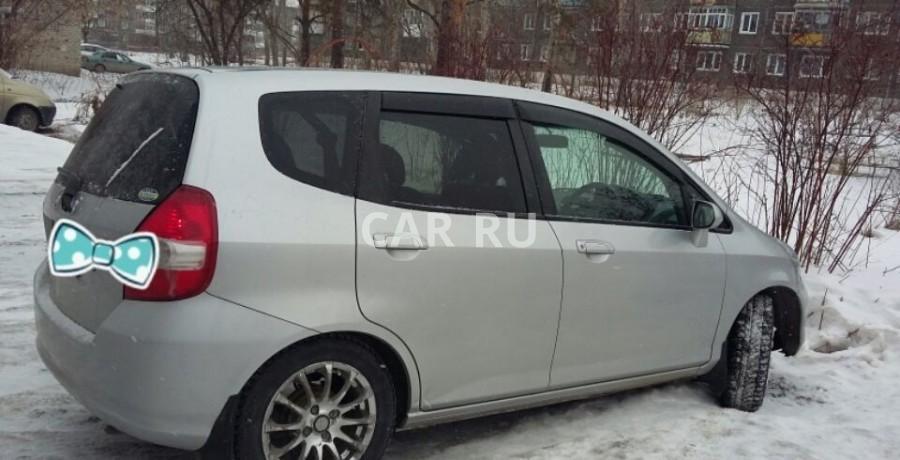 Honda Fit, Артёмовский