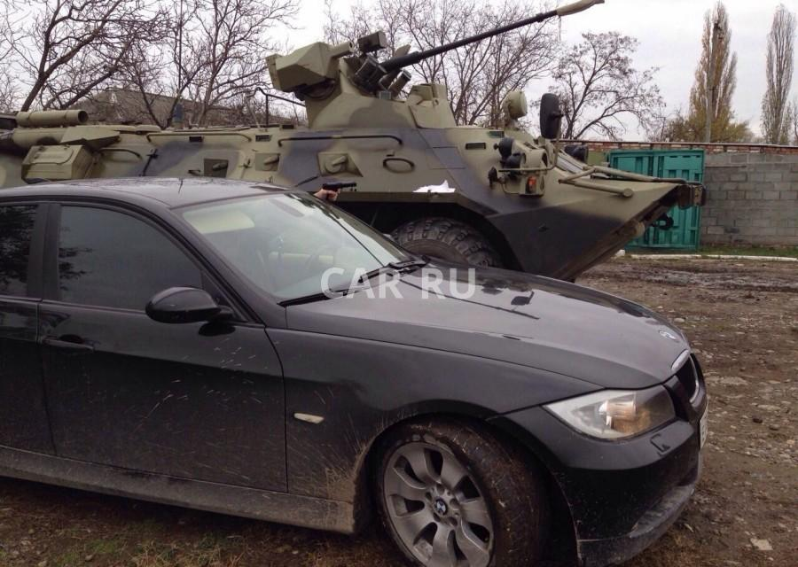 BMW 3-series, Ачхой-Мартан