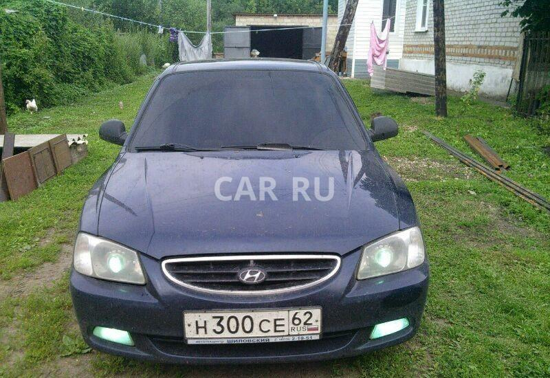 Hyundai Accent, Александро-Невский