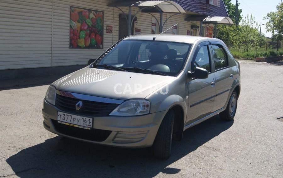 Renault Logan, Батайск