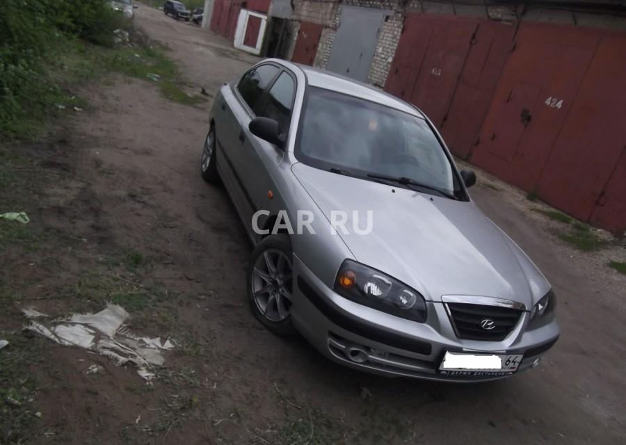 Hyundai Elantra, Балаково