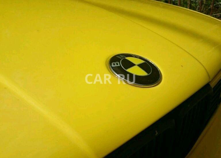 BMW 3-series, Балашиха