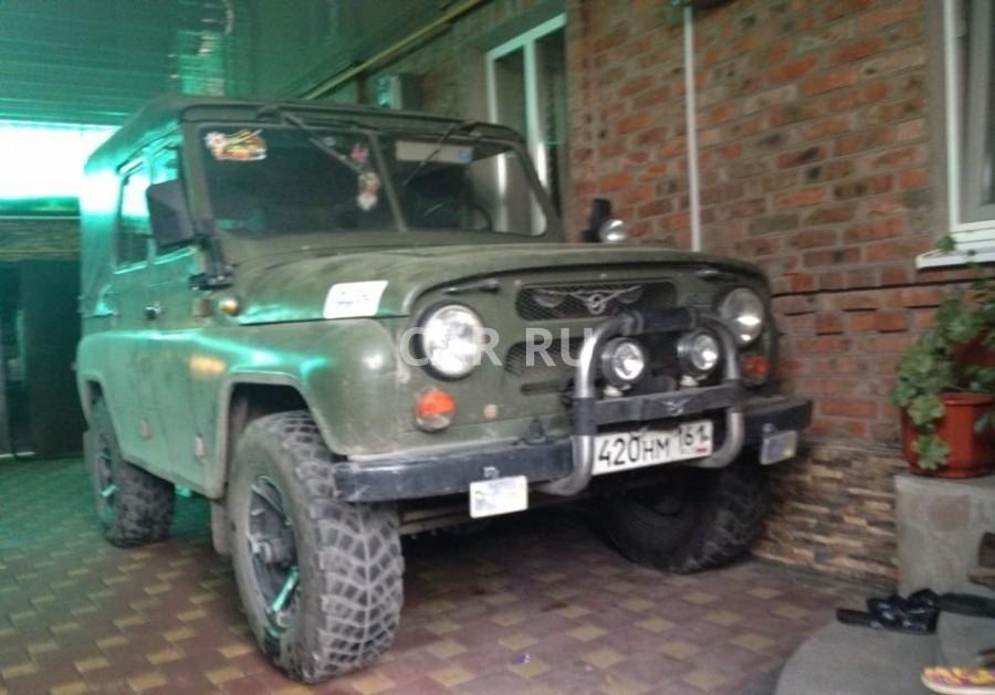 Уаз 469, Батайск