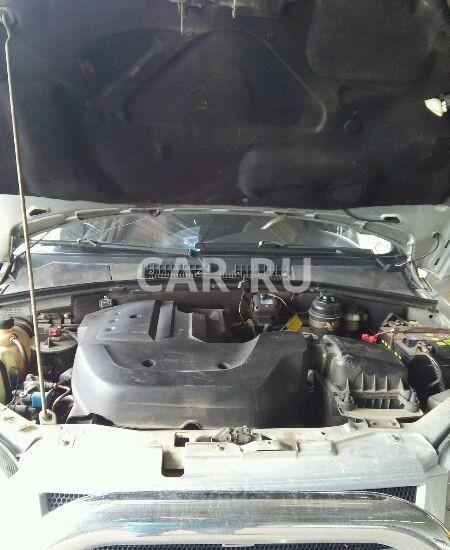 Chevrolet Niva, Баксан