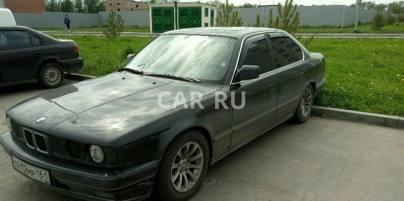 BMW 5-series, Аксай