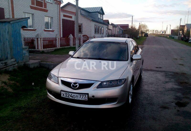 Mazda 6, Батырево