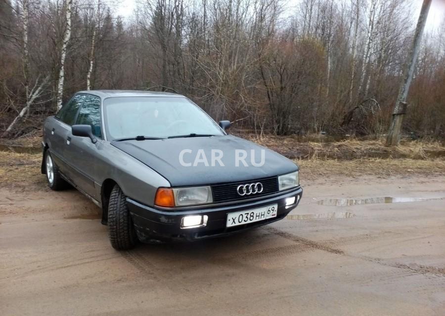 Audi 80, Андреаполь