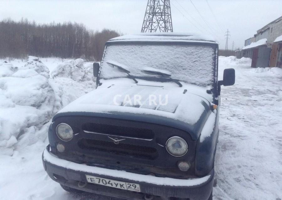 Уаз Hunter, Архангельск