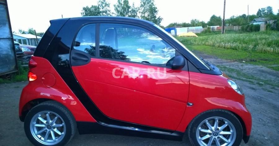 Smart Fortwo, Арзамас