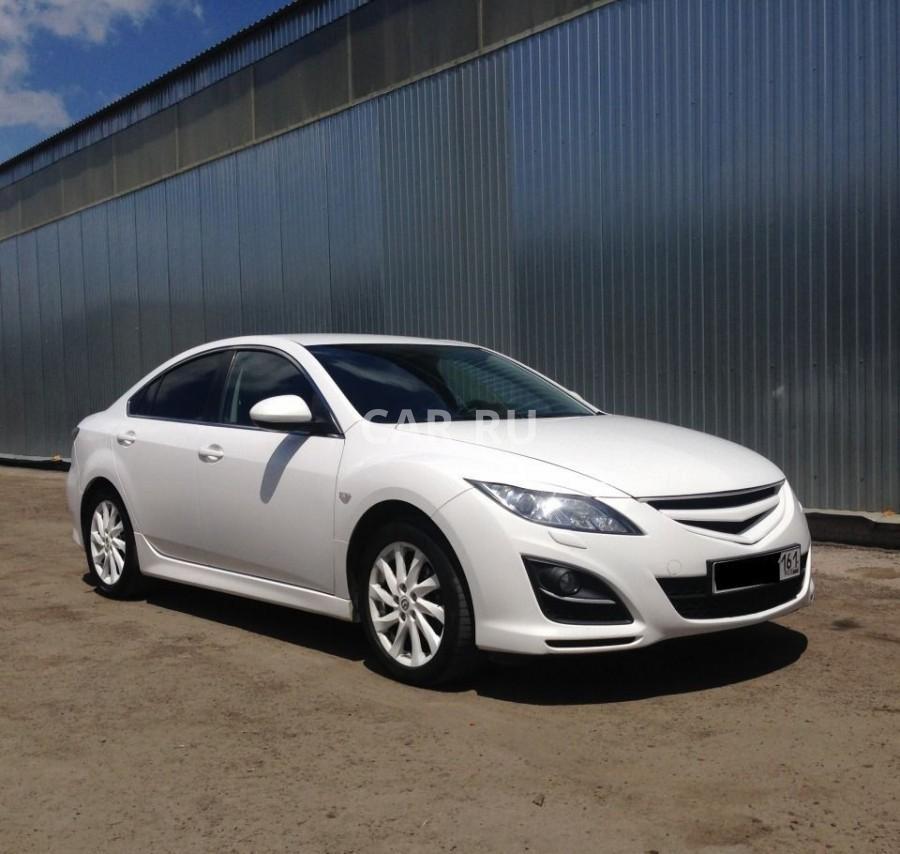 Mazda 6, Аксай