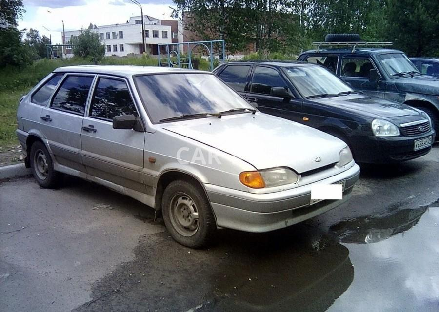 Лада Samara, Архангельск
