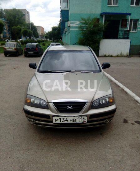 Hyundai Elantra, Альметьевск