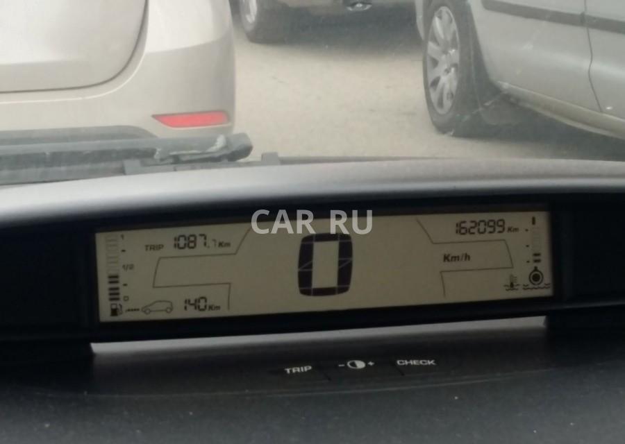 Citroen C4, Балашиха