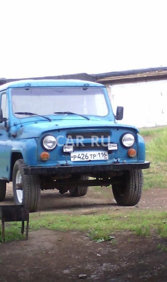 Уаз 469, Альметьевск