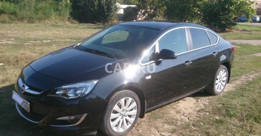 Opel Astra, Афипский