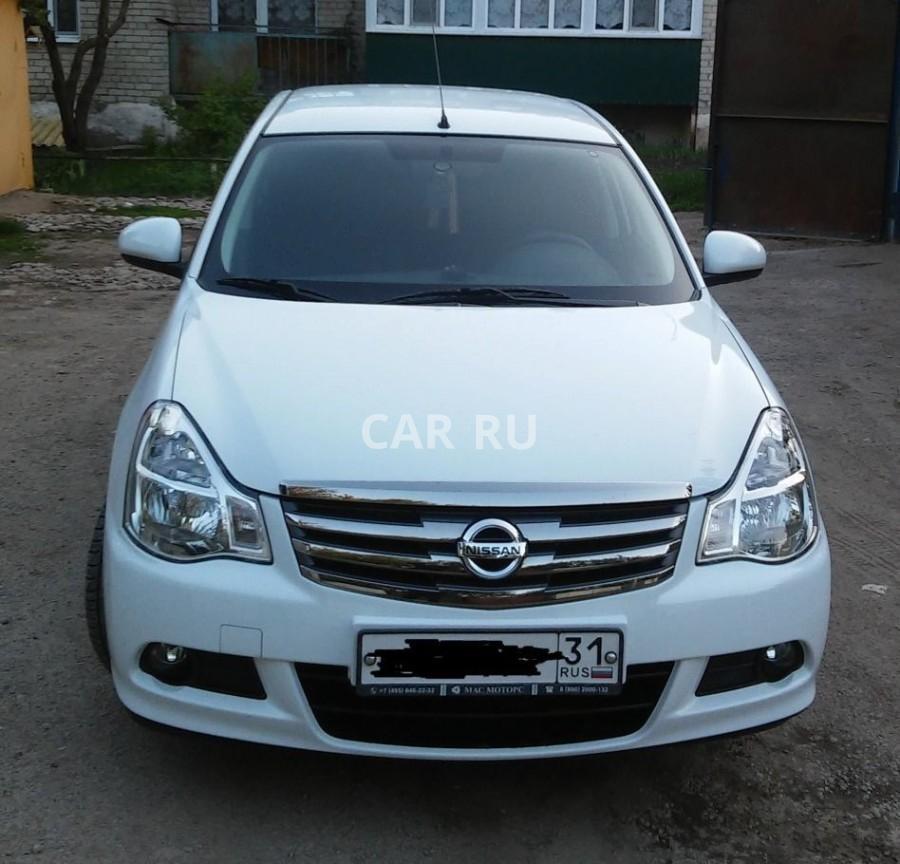 Nissan Almera, Алексеевка