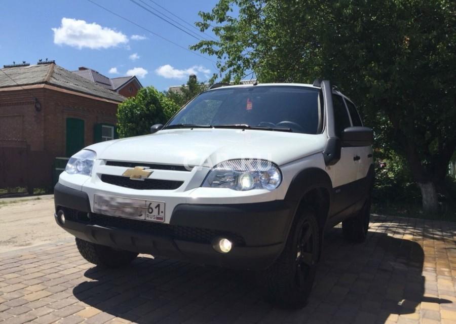 Chevrolet Niva, Батайск