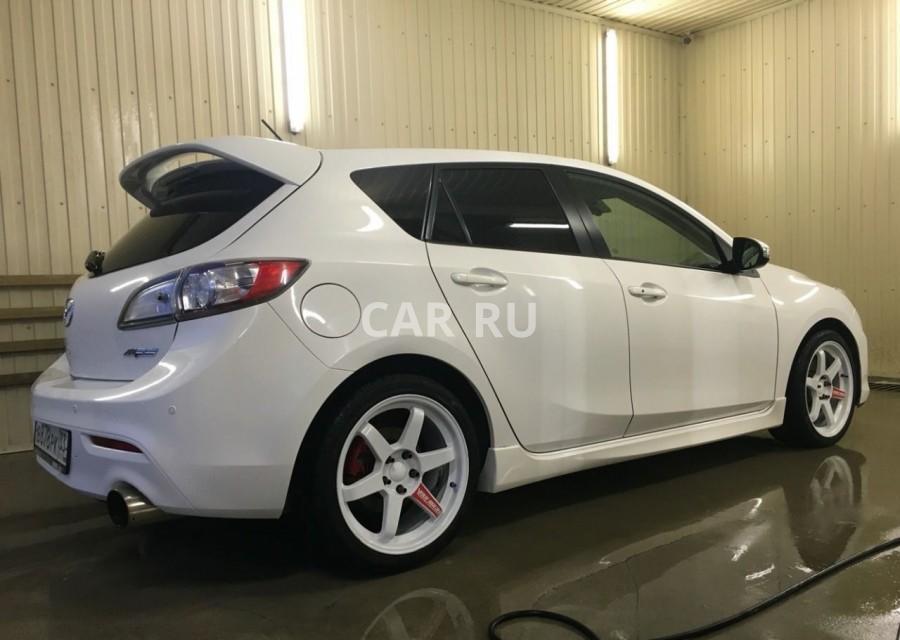 Mazda 3, Баксан