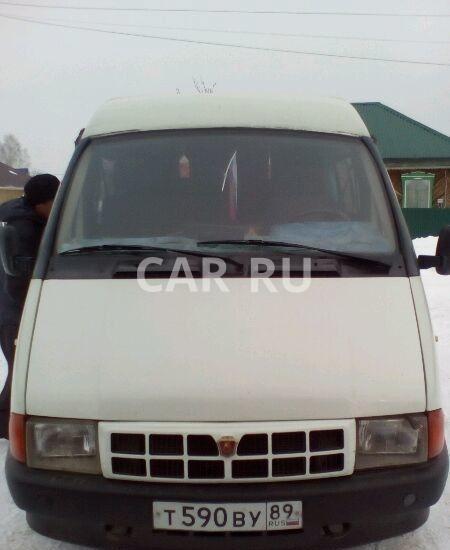 Газ Соболь, Барнаул