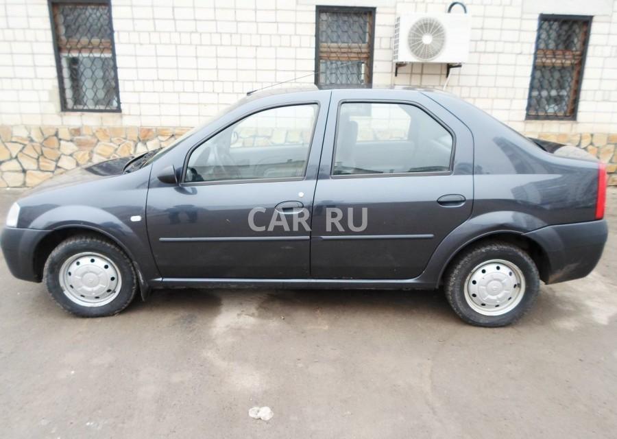 Renault Logan, Белая Калитва