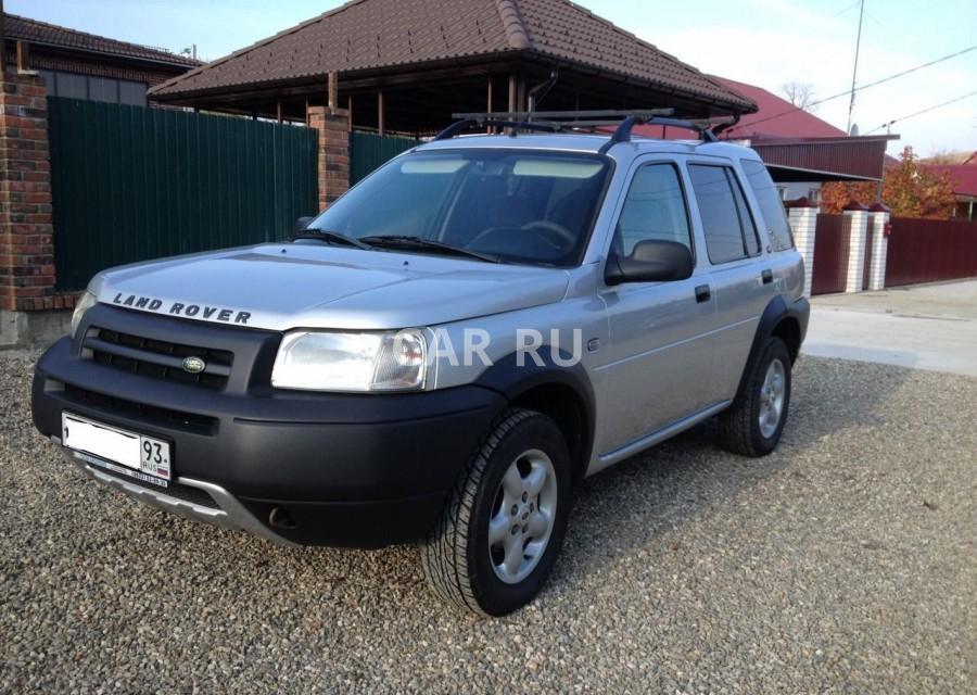 Land Rover Freelander, Апшеронск