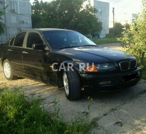 BMW 3-series, Абинск