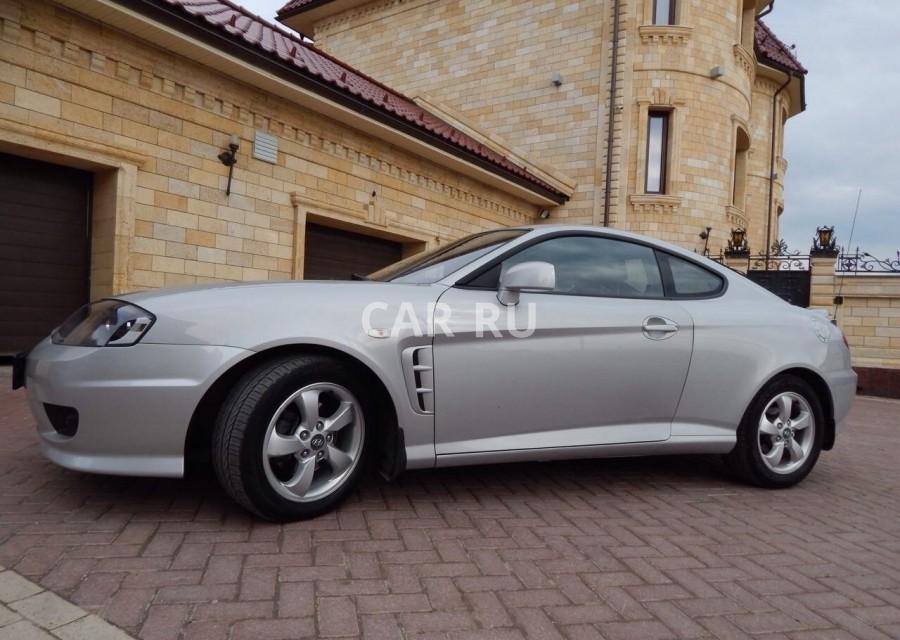 Hyundai Coupe, Альметьевск