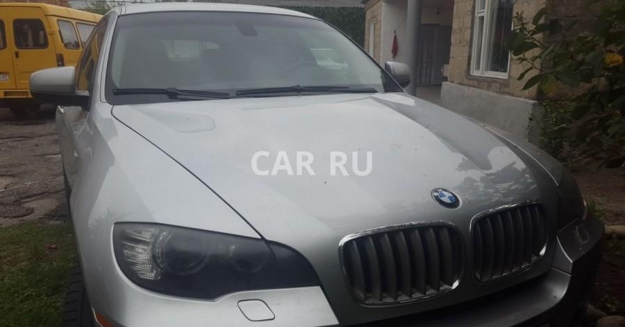 BMW X6, Баксан